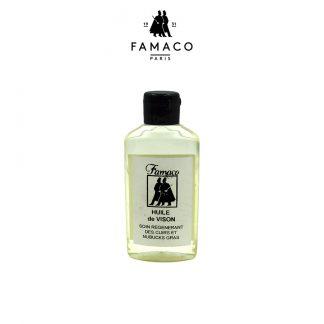 Famaco-aceite-visón-botellaç
